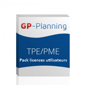 GP-PLANNING – Pack Licences Utilisateurs